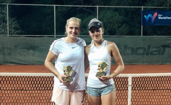 Dvakrat zmagovalka turnirja v Antaliji