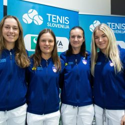 Nika in Fed Cup team for third year in a row